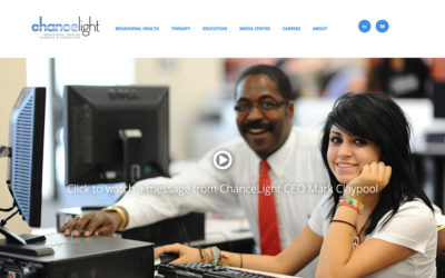 client spotlight: ChanceLight Behavioral Health, Therapy & Education