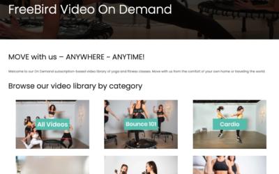 client spotlight: FreeBird Fitness
